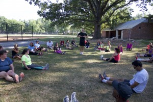 Sarge Fitness Boot Camp Woodley Park Rockville Maryland